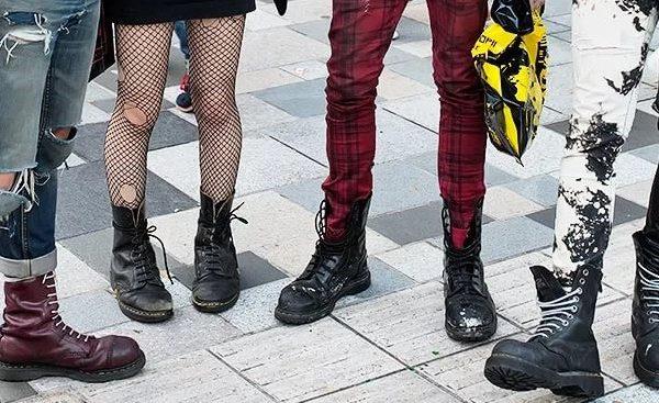 5 брендов обуви молодежных субкультур