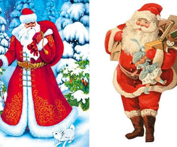 Не только Дед Мороз. Имена новогодних персонажей, которые дарят подарки